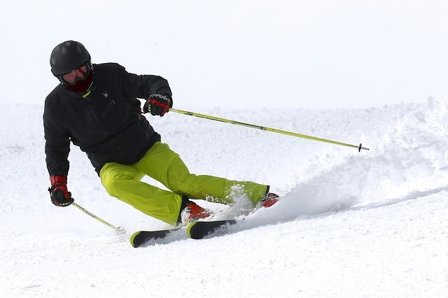 lyžování v Česku